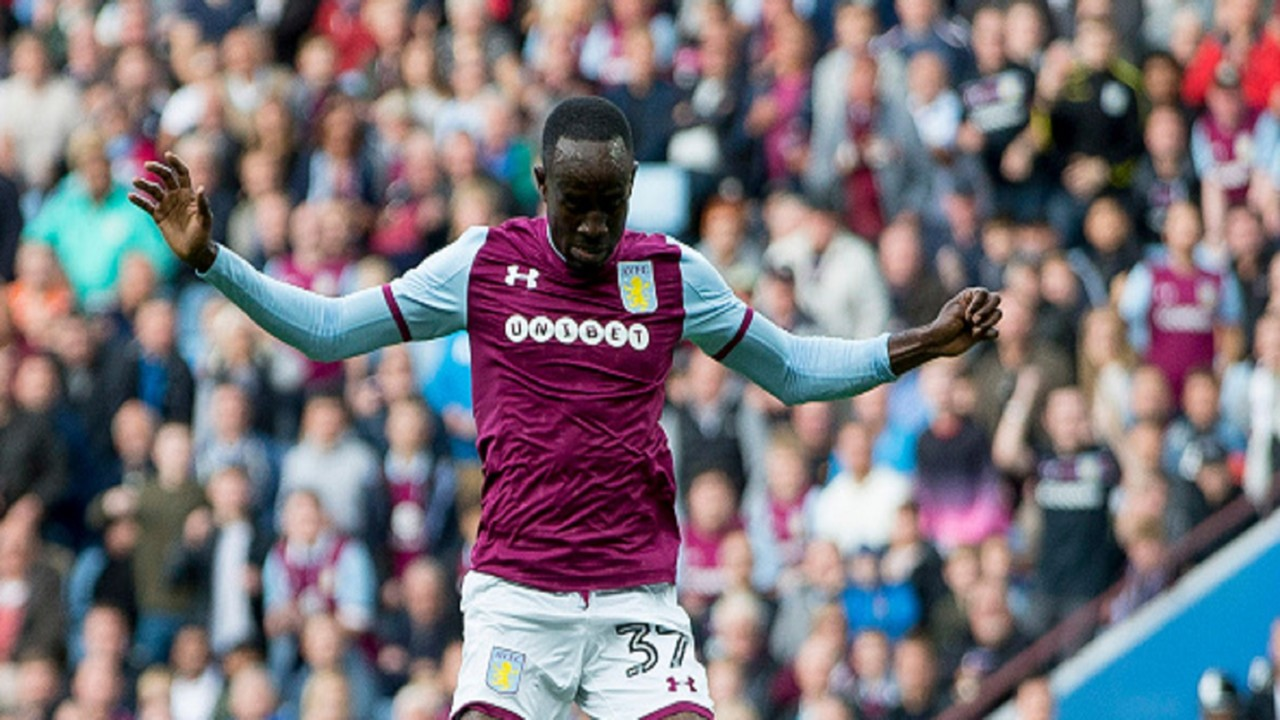 Albert Adomah Aston Villa