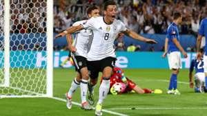 Mesut Özil Germany Deutschland Italien Italy UEFA EURO 02072016