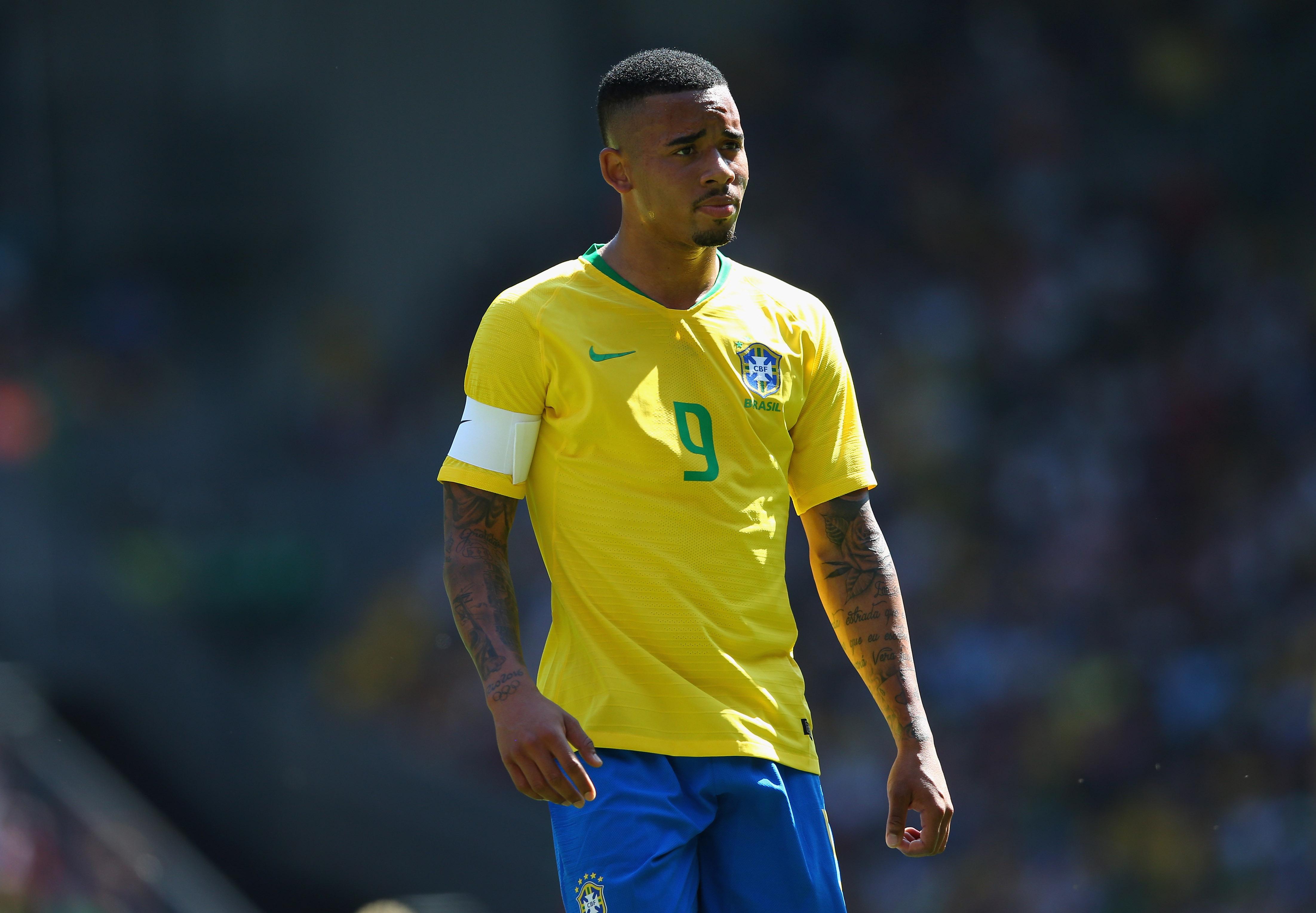 Gabriel Jesus Brasilien
