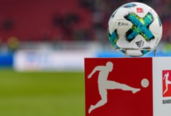 Bundesliga Logo Ball
