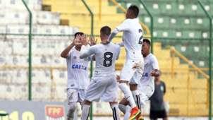 Santos FC 2018 Copa Sao Paulo Junior