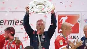 Carlo Ancelotti FC Bayern 20052017
