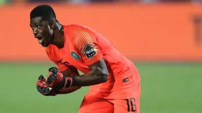 Nigeria v South Africa July 2019 - Daniel Akpeyi