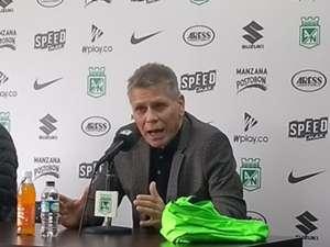 Paulo Autori Atlético Nacional
