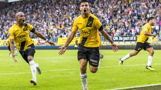 Gianluca Nijholt, NAC Breda - De Graafschap, Eredivisie 08182018