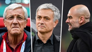 Lippi, Mourinho, Guardiola