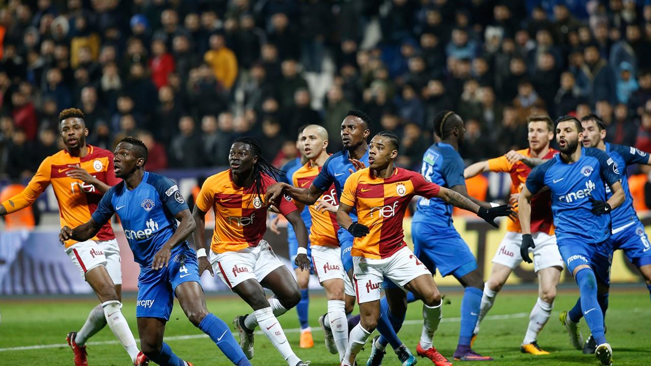 Kasimpasa Galatasaray 02182018
