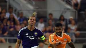 Brek Shea Orlando City Giles Barnes Houston Dynamo MLS 060816