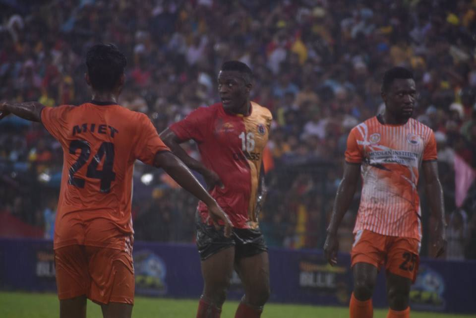 Kassim Aidara East Bengal CFL 2018