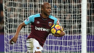 Andre Ayew West Ham United