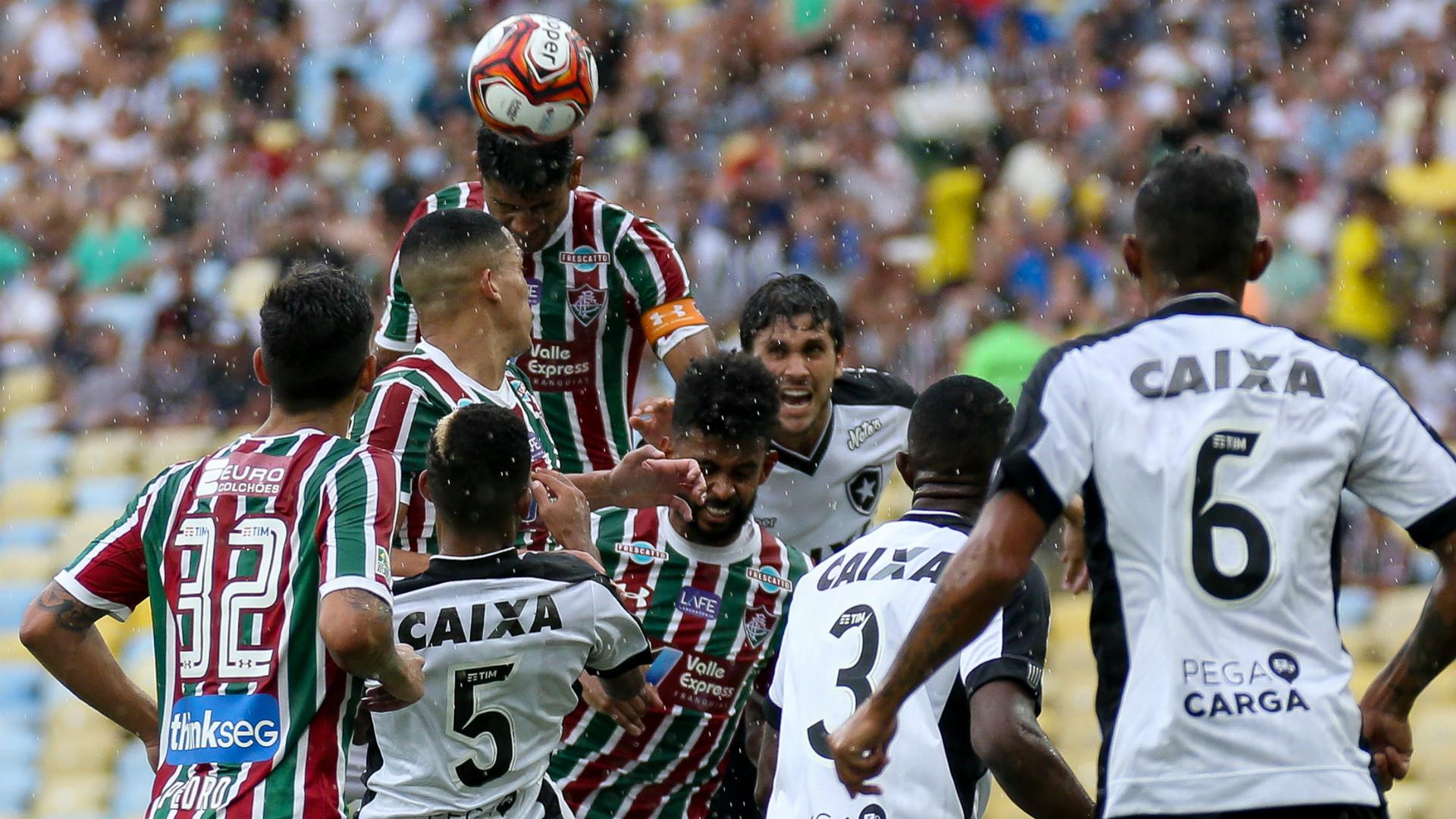 Fluminense x Botafogo - 20/01/2018