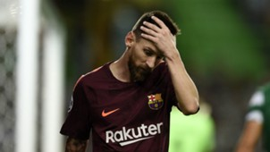 Lionel Messi Barcelona 27092017