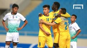 FLC Thanh Hoá Yangon United AFC Cup 2018