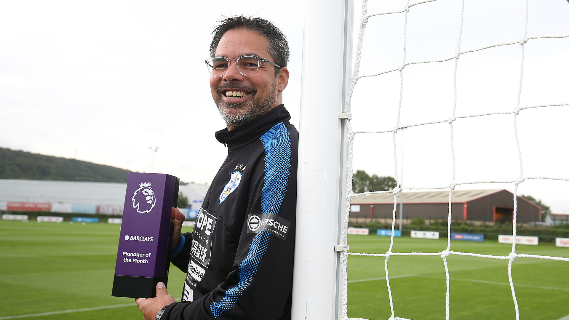 David Wagner Huddersfield Town Manager of the month