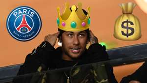 Neymar graphic