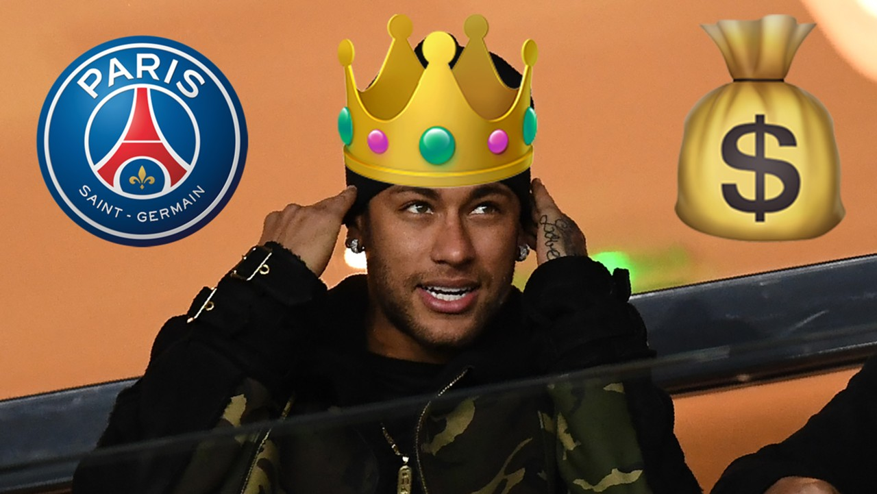 King Of Paris Neymar Answers To No One At PSG