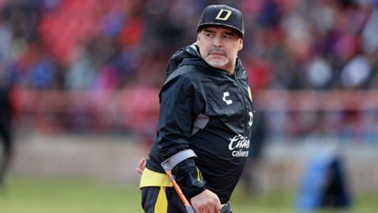 Diego Maradona Dorados de Sinaloa