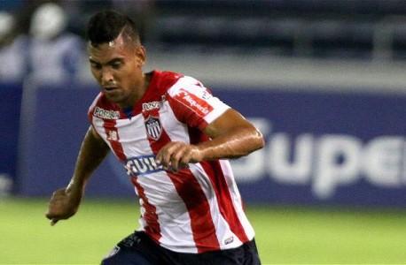 Gernman Gutierrez Junior de BArranquilla
