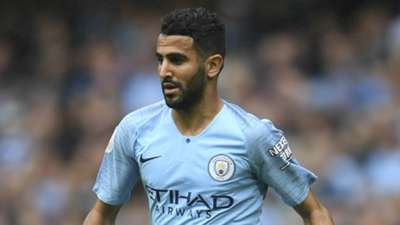 Riyad Mahrez Man City 2018-19