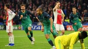 Lucas Ajax Tottenham
