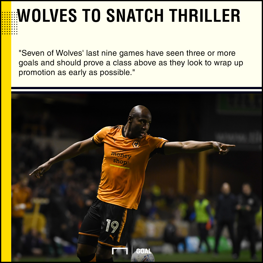 Middlesbrough Wolves graphic