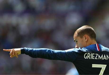 Varane rassurant sur la cheville et l'état d'esprit de Griezmann