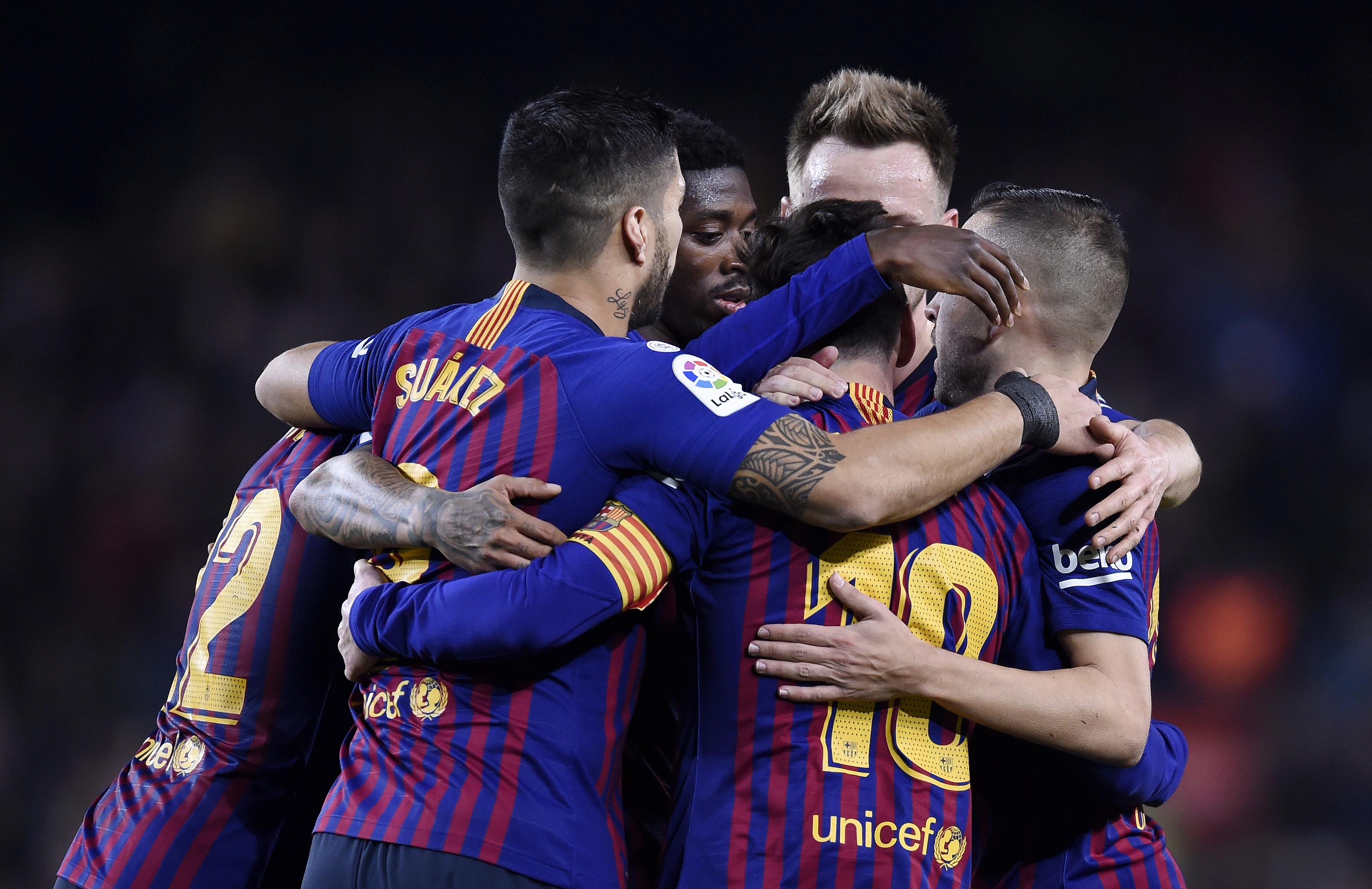Image Result For Klasemen La Liga