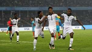 Ayiah Ghana U17 vs India U17