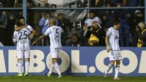 Atlético Tucumán gol a Atlético Nacional Copa Libertadores 2018