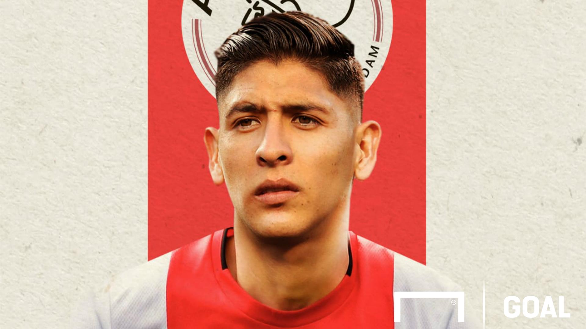 Edson Álvarez Ajax