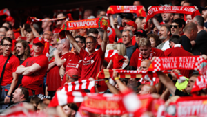 Why do Liverpool fans boo the England national anthem?