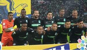 Atlético Nacional nómina 2019-II