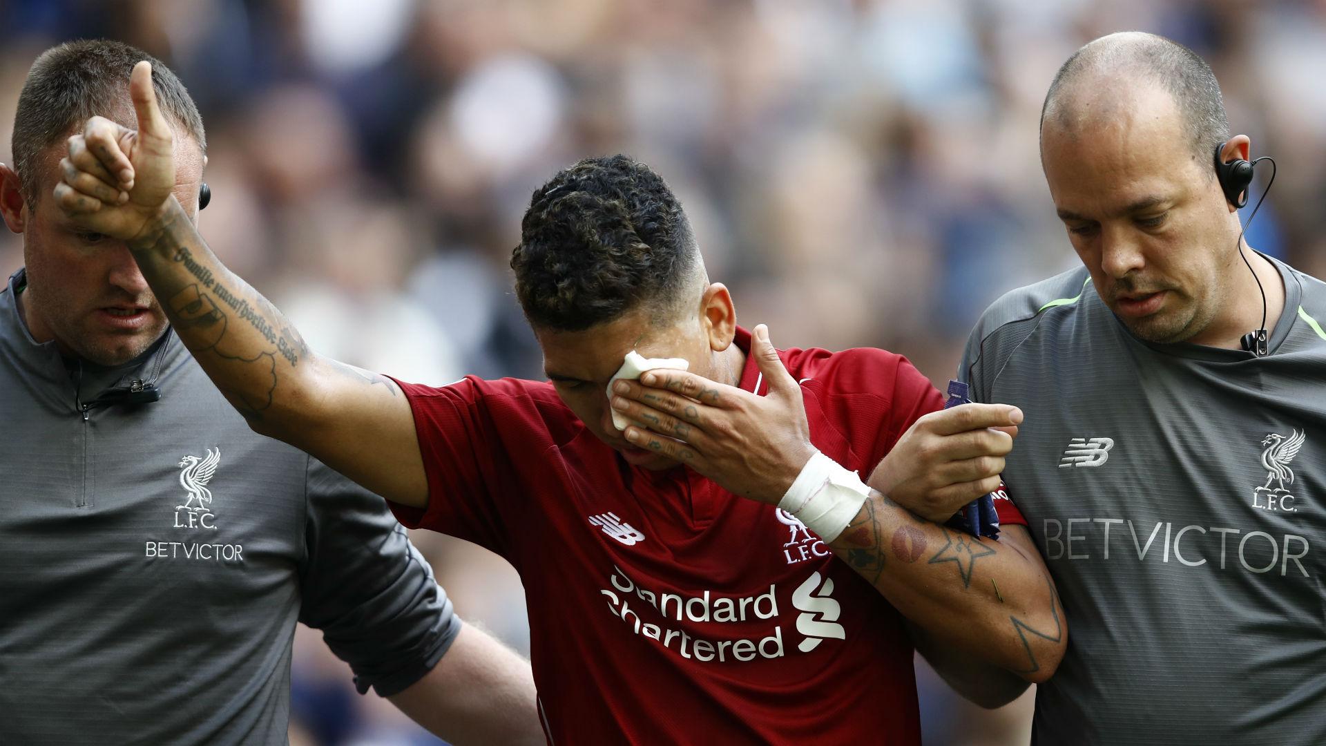 Roberto Firmino Liverpool Tottenham