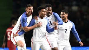 Weston McKennie USMNT Team 11042017