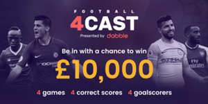 Football 4Cast launch