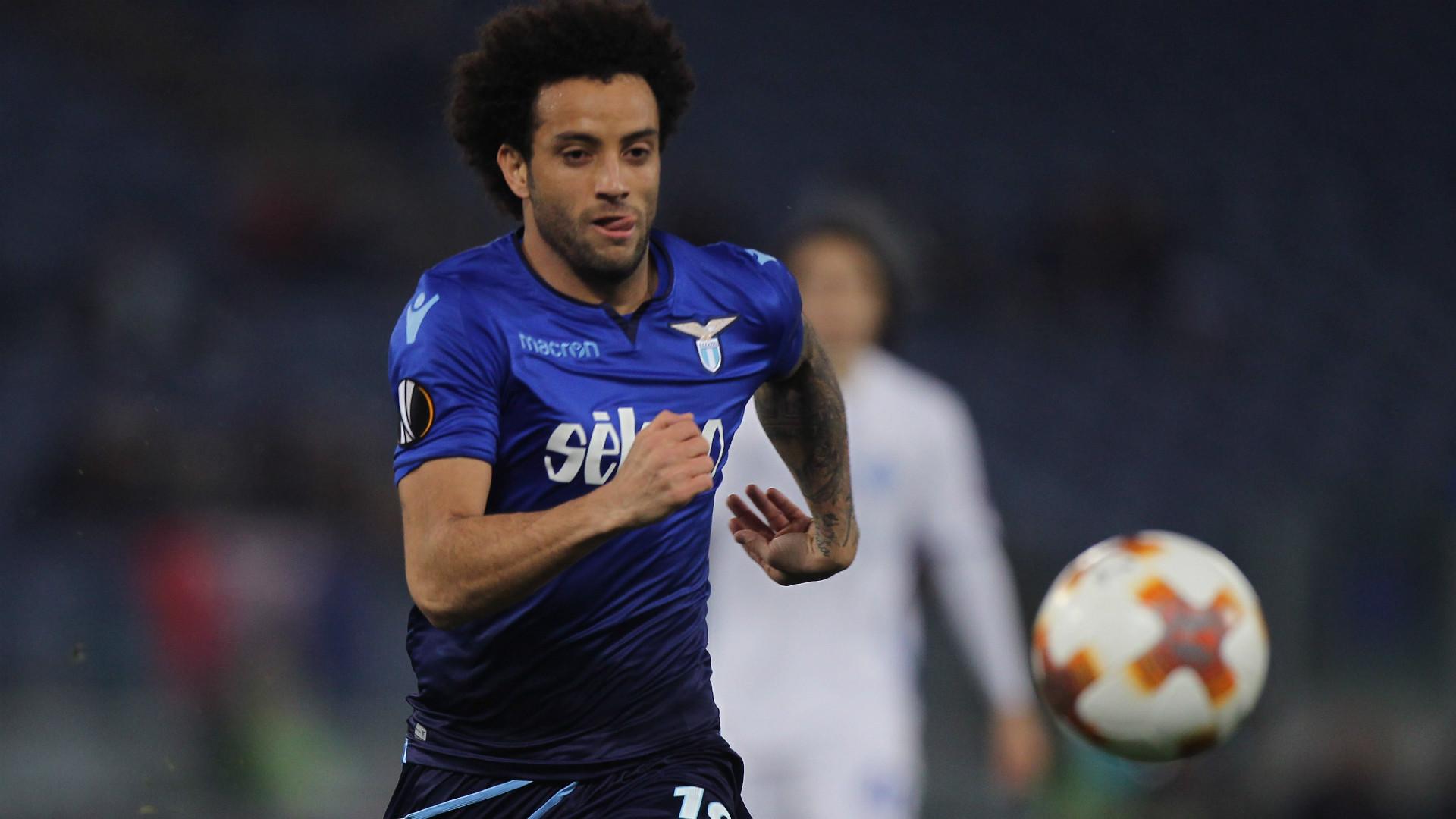 Felipe Anderson, Lazio, Europa League, 08032018