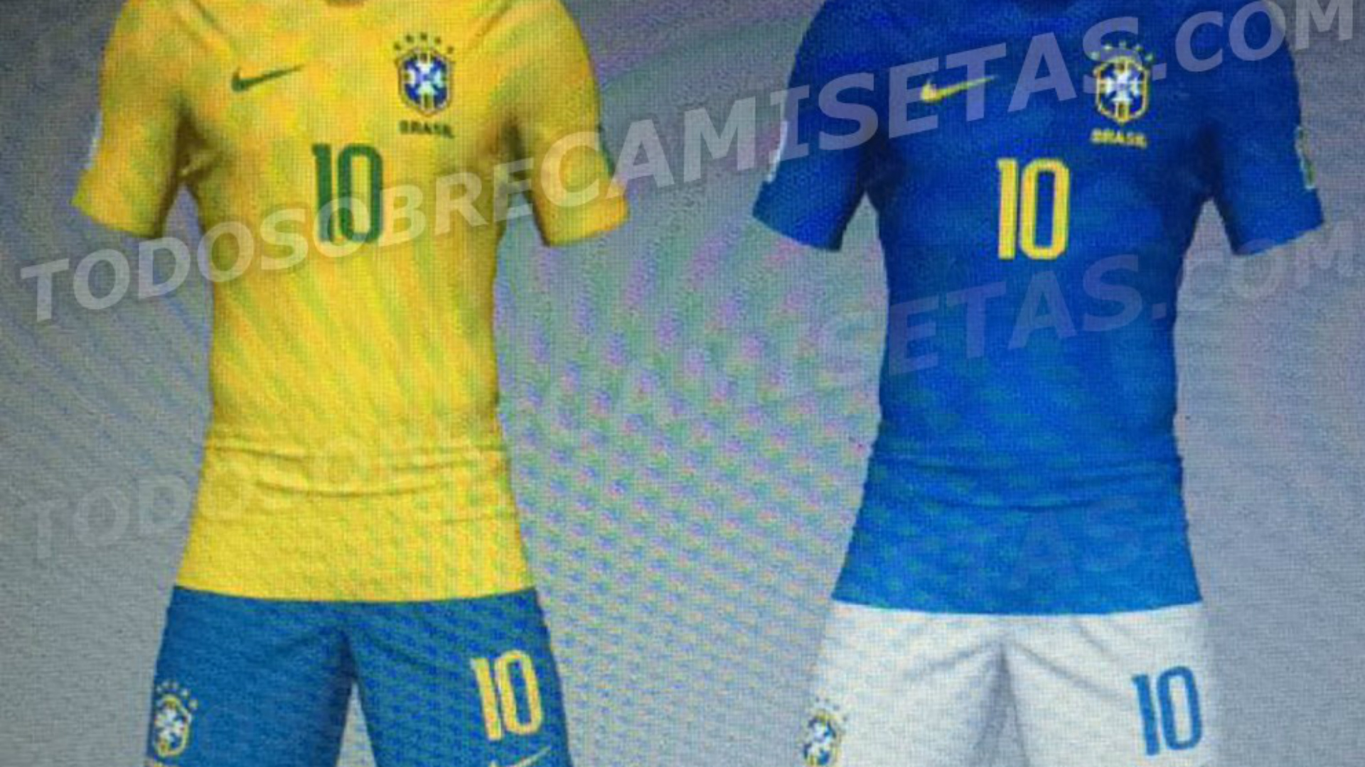 f9ab05af93 Camisas da Copa 2018  o que o Brasil e as outras seleções vão usar ...