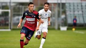 Mathias Pereira Lage Clermont Ligue 2