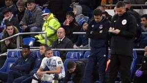 Yerry Mina Everton Cardiff Premier League 26022019