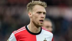 Nicolai Jorgensen, Feyenoord, Eredivisie 01282018