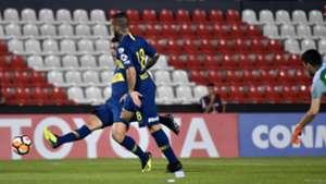 AFP Libertad Boca Juniors Copa CONMEBOL Libertadores 30082018 Dario Benedetto