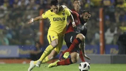 Boca Newells Superliga 22042018