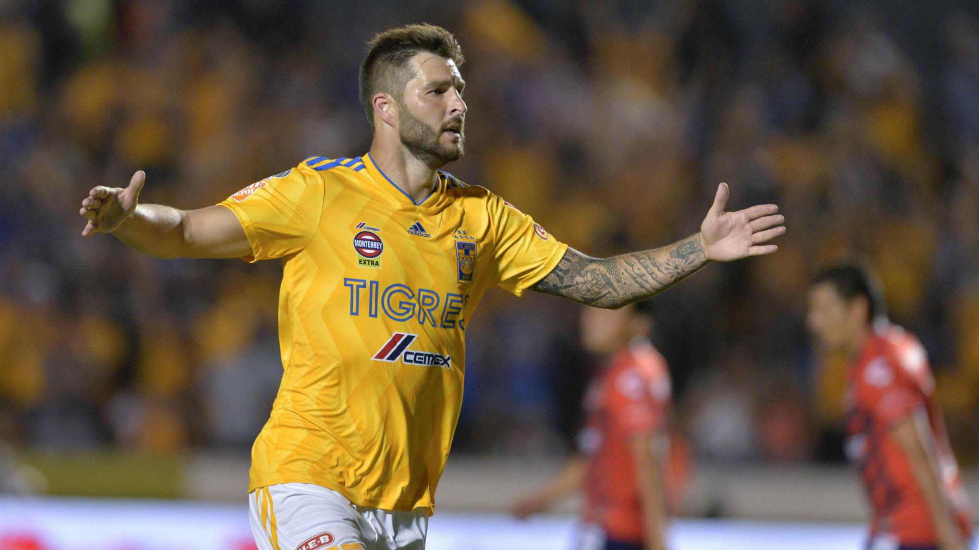 Gignac Tigres Liga MX Apertura 2018a