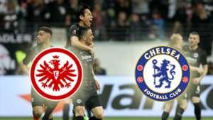 Eintracht Frankfurt FC Chelsea Europa League