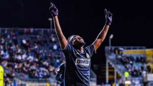 David Accam: Columbus Crew competition making me a better player