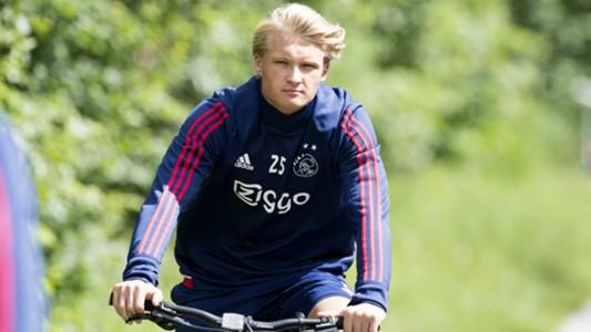Kasper Dolberg, Ajax, Eredivisie, 07032017