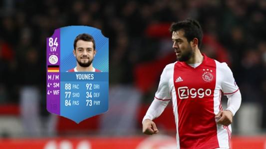 Amin Younes FIFA 18 SBC