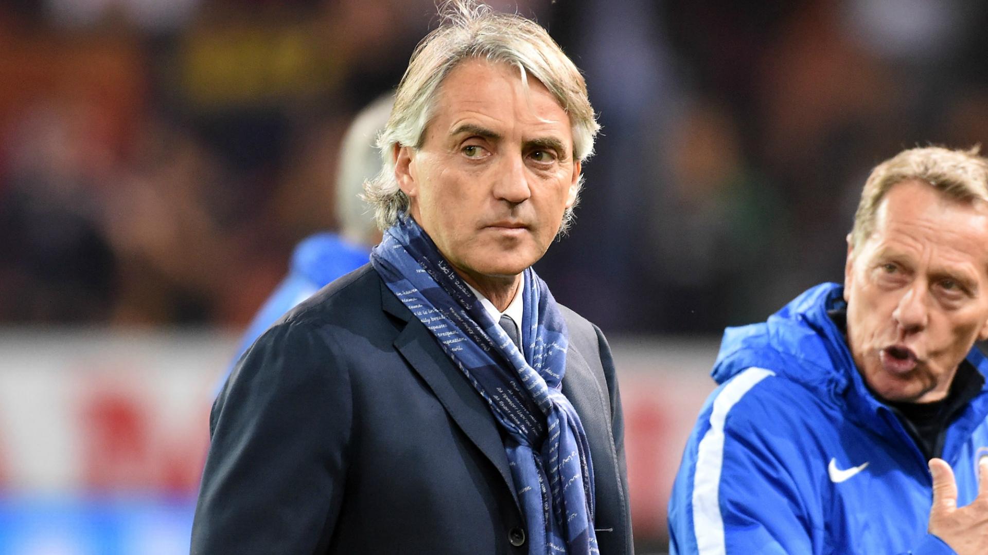Mancini, Inter? Non potevo andare avanti