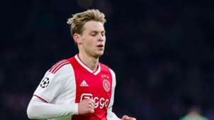 Frenkie de Jong, Ajax, 12092018