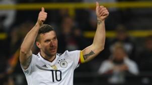 Lukas Podolski Germany England